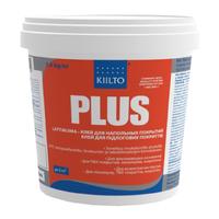 Двух компонентный клей для пвх (кварцвиниловой плитки) Kiilto2+ 1.4кг