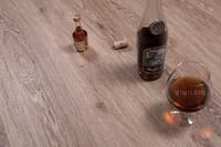 Замковый кварц-виниловый ламинат VINILAM Гибрид + пробка 6,5 мм 04-018 Дуб Брюссель