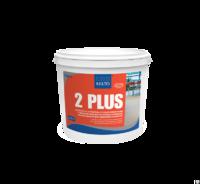 Двух компонентный клей для пвх (кварцвиниловой плитки) Kiilto2+ 4кг