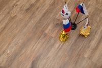 Кварц-виниловая плитка ART TILE AB 8602 Дуб Казоки