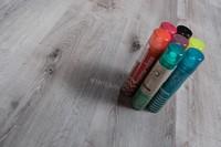 Замковый кварц-виниловый ламинат VINILAM Гибрид + пробка 6,5 мм 10-065 Дуб Монс виниловый