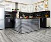 Замковая Кварц-виниловая плитка Alpine Floor Classic  Ясень Серый (ECO134-5) 43 класс
