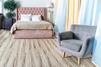 Замковая Кварц-виниловая плитка Alpine Floor Realwood  Клен Канадский (ECO2-8) 43 класс