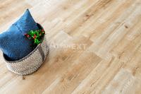 Замковая Кварц-виниловая плитка Alpine Floor Realwood  Дуб Натуральный (ECO2-5) 43 класс