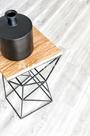 Замковая Кварц-виниловая плитка Alpine Floor Classic  Дуб Выбеленый (ECO182-8) 43 класс